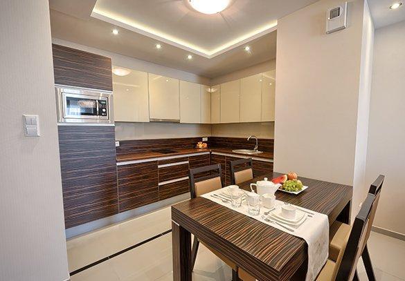 Apartament Modern aneks kuchenny