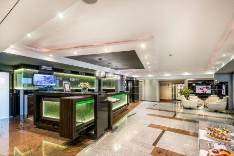 Apartament Exclusive hol