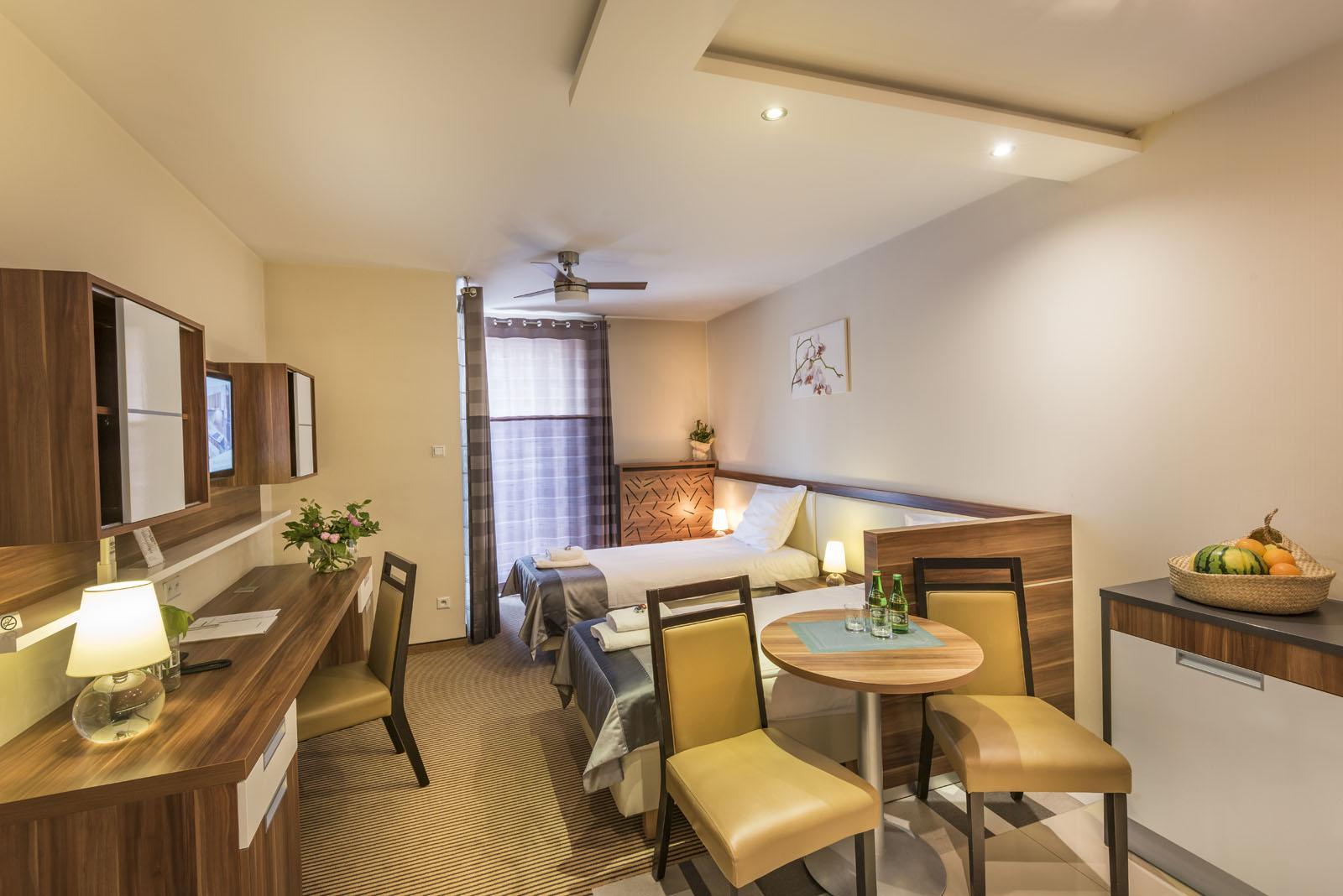 Apartamenty Classic pokój