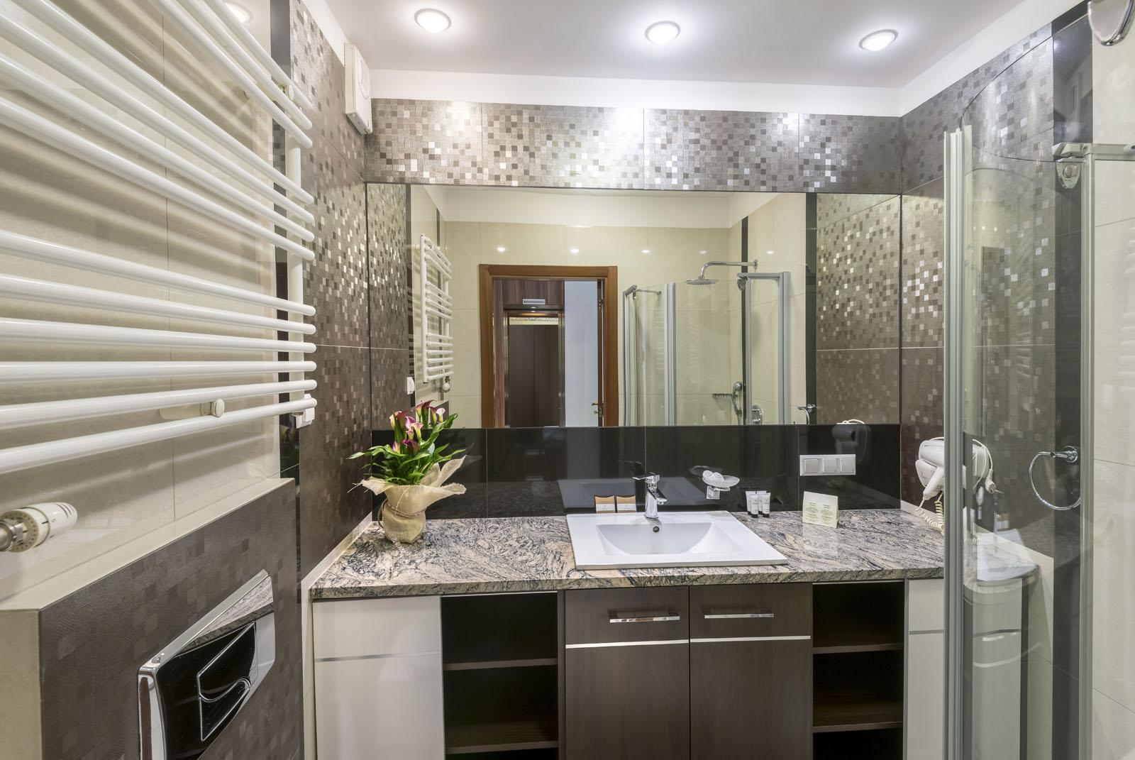 Apartamenty Classic łazienka
