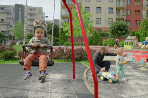 Plac zabaw atrakcje