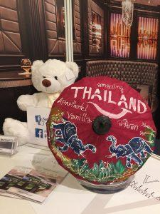 miś vanilka tajlandia