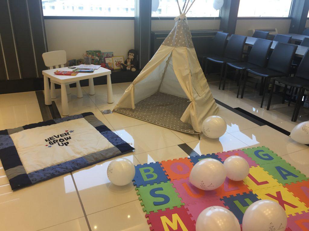Zabawa dla dzieci w Vanilla Aparthotelu
