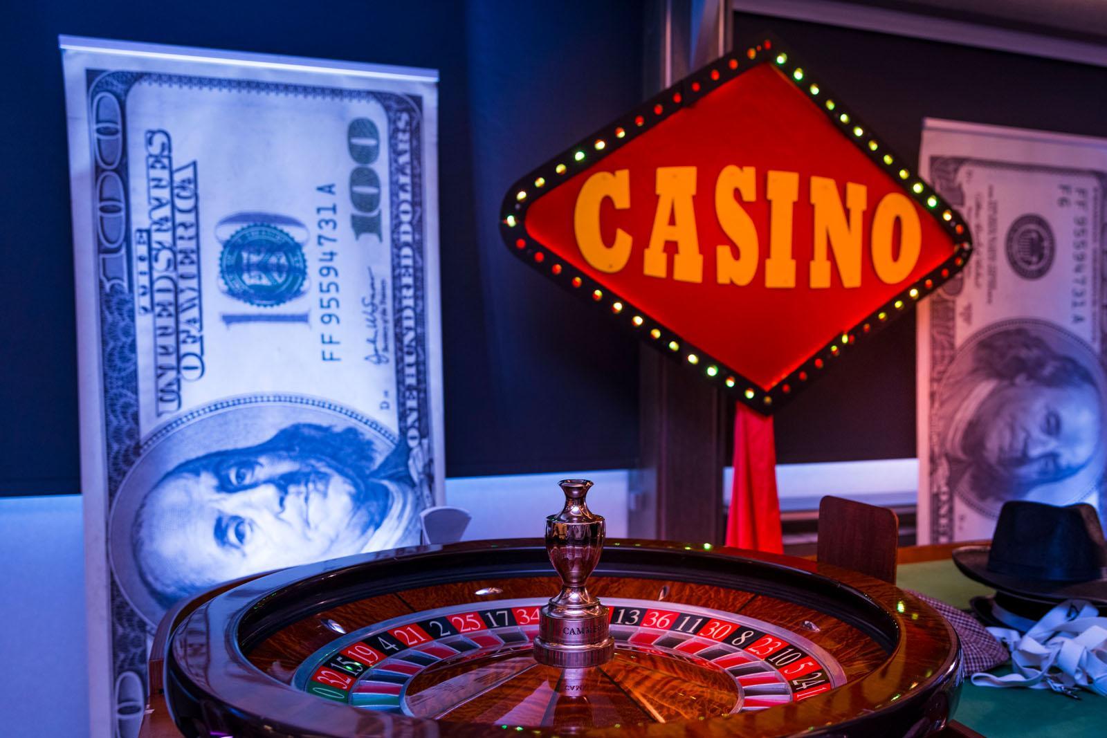 Oferta eventowa casino